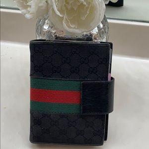 Authentic Gucci Agenda